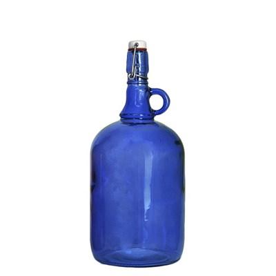 """Бутылка  """"Венеция"""" 2 л цветная (синий) - фото 10881"""