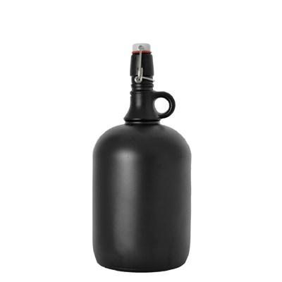 """Бутылка """"Венеция"""" 2 л цветная (черный) - фото 10882"""