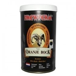 Пивной концентрат Brewferm ORANJE BOCK 1,5 кг - фото 15757