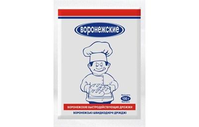 Дрожжи Воронежские 100 гр - фото 5262