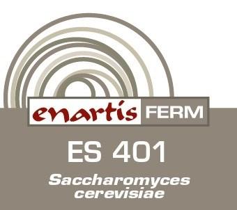 Дрожжи ES 401 для красных ординарных вин 0,5 кг - фото 6215