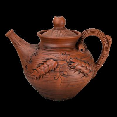 """Чайник """"Колоски"""" - фото 6870"""