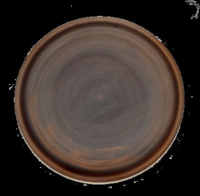Тарелка терракотовая - фото 8962