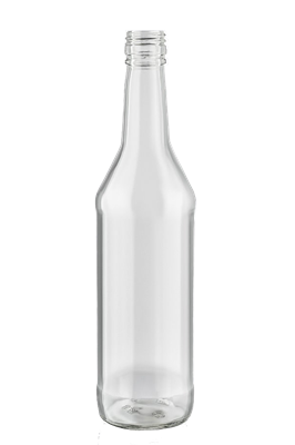 Бутылка водочная винтовая 0,5 л - фото 9821