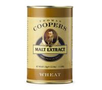 Неохмеленный солодовый экстракт Coopers Wheat Malt 1,5 кг
