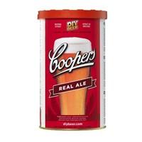 Пивная смесь Coopers Real Ale 1,7 кг