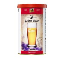 Пивной концентрат Coopers Golden Crown Lager 1,7 кг