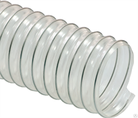 Шланг ПВХ армированный стальной нитью 25 мм