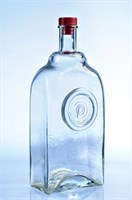 """Бутылка 2 л """"Слеза"""""""
