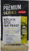 "Пивные дрожжи Lallemand ""Lalbrew Koln Kolsh Style Ale"", 11 г"