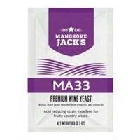 "Винные дрожжи Mangrove Jack's ""MA33"", 8 г"
