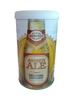"""Солодовый экстракт Beervingem """"Amber ale"""" 1,5 кг"""