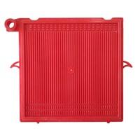 Пластина для фильтр-пресса Коломбо (красная)