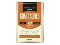 Дрожжи Mangrove Jacks Craft Series Yeast-Belgian Ale M27