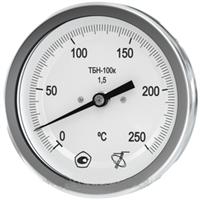 Термометр ТБ-63-50  0+250
