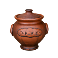 """Горшок """"Вари!"""" №3 большой"""