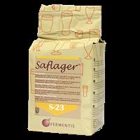 Дрожжи пивные Saflager S-23 0,5 кг