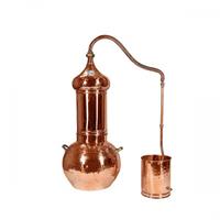 Аламбик классический с колонной и термометром 30 литров