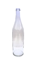 Бутыль прозрачная 1 литр