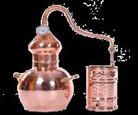 Аламбик классический 50 литров с термометром