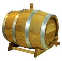 Бочка 20 литров без подставки воск