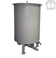 Ёмкость с плавающей крышкой ПОНТОН 175 литров с мезгофильтром