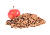 Щепа фруктовая (яблоня), 1 кг