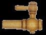 Краник дубовый маленький - фото 7072