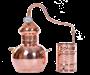 Аламбик классический 30 литров с термометром - фото 8825