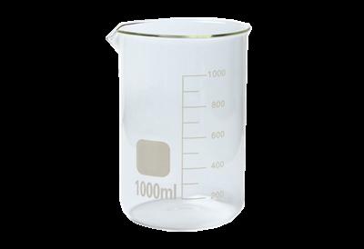 Стакан В-1-1000мл со шкалой - фото 10055