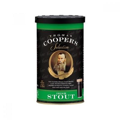 Пивной концентрат Coopers Irish Stout 1,7 кг - фото 10274