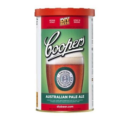 Пивной концентрат Coopers Australian Pale Ale 1,7 кг - фото 10277