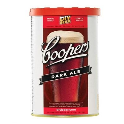 Пивной концентрат Coopers Dark Ale 1,7 кг - фото 10289