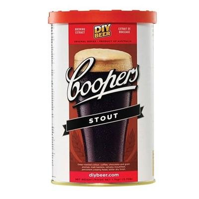 Пивной концентрат Coopers Stout 1,7 кг - фото 10290