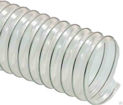 Шланг ПВХ армированный стальной нитью 20 мм - фото 10626