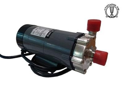 Насос для горячих жидкостей 8 л/мин,1.5-2.0 м нерж. - фото 10756