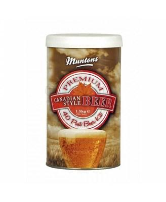 Пивная смесь Muntons Canadian Style Beer 1,5 кг - фото 11099