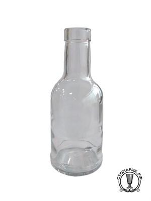 Бутылка Домашняя 0,2 л - фото 11126