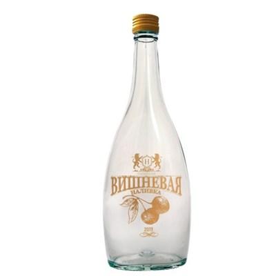 """Бутылка """"La Femme"""" Вишневая 0,5 - фото 15450"""