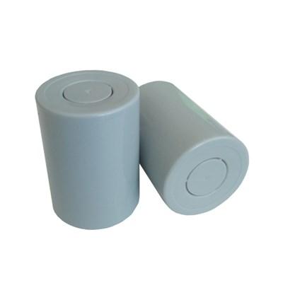 """Колпачок с дозатором типа """"Гуала"""" серый (длина 46 мм) - фото 15545"""