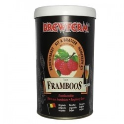 Пивной концентрат Brewferm FRAMBOOS 1,5 кг - фото 15751