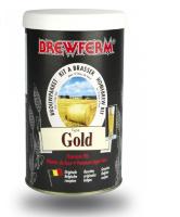 Пивной концентрат Brewferm GOLD 1,5 кг - фото 15754
