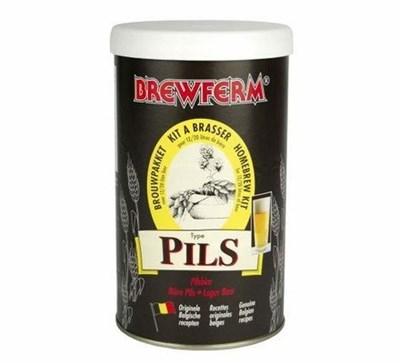 Пивной концентрат Brewferm PILS 1,5 кг - фото 15756