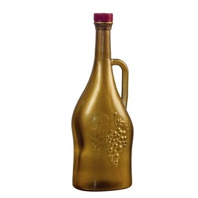 """Бутылка """"Магнум"""" цветная (бронза) 1,5 л - фото 21428"""