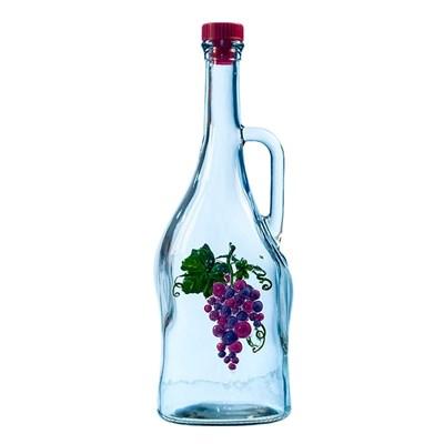 """Бутылка """"Магнум"""" с рисунком 1,5 л - фото 21429"""