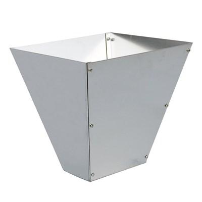 Бункер для мельницы 42 мм алюминиевый - фото 21443