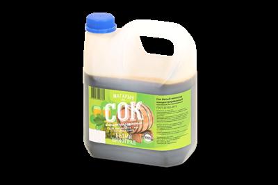Сок виноградный концентрированный Магарыч белый 3,5 кг - фото 21462