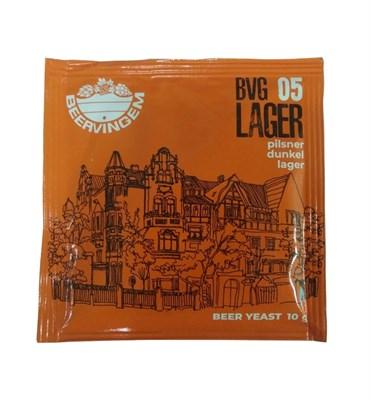 "Дрожжи Beervingem для светлого пива ""Lager BVG-05"", 10 г - фото 21481"