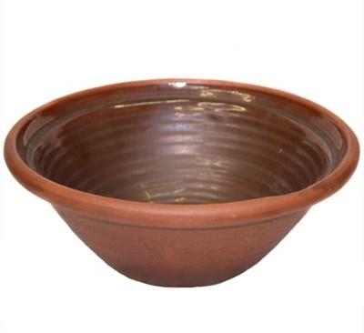 Тарелка для супа 17,5*6 см с глазурью - фото 21521
