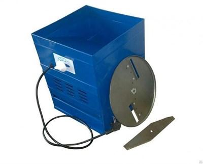 Овощерезка-кормоизмельчитель автоматическая синяя КР-03 - фото 21547